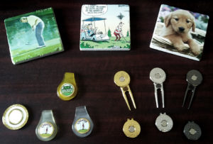 Coasters, Challenge Coins, Key Tags, Golf-Tees